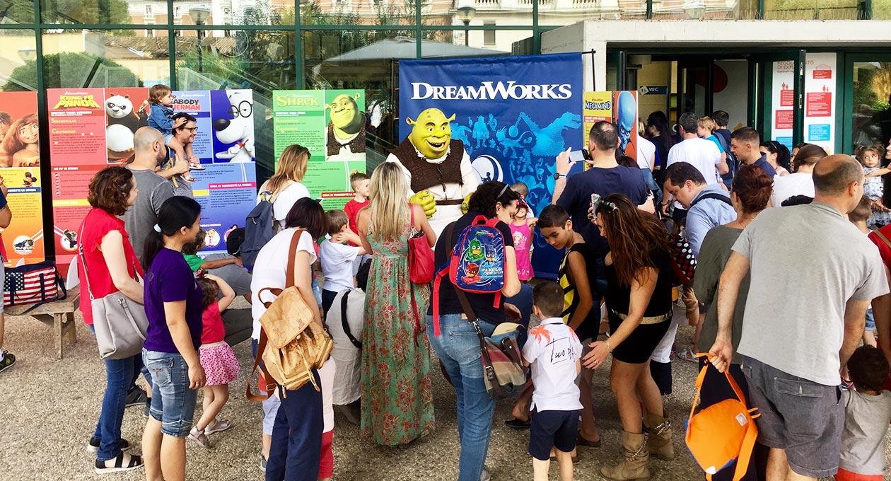 evento-franchise-dei-film-della-DreamWorks